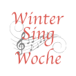 Wintersingwoche